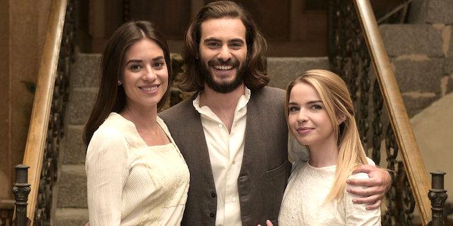 Isaac, Elsa e Antolina( Il Segreto