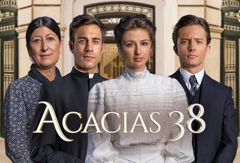 Una Vita- nuovi personaggi ad Acacias 38