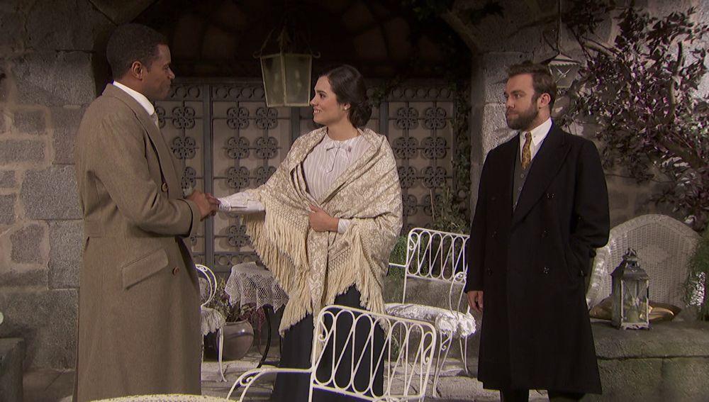 Maria, Roberto e Fernando/ Il Segreto