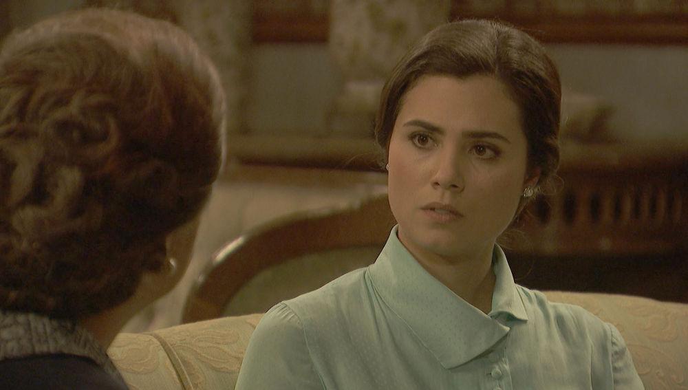 Il Segreto - Francisca non vuole che Maria torni a Cuba