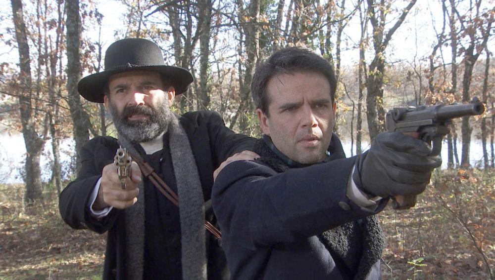 Carmelo e Don Berengario/ Il Segreto