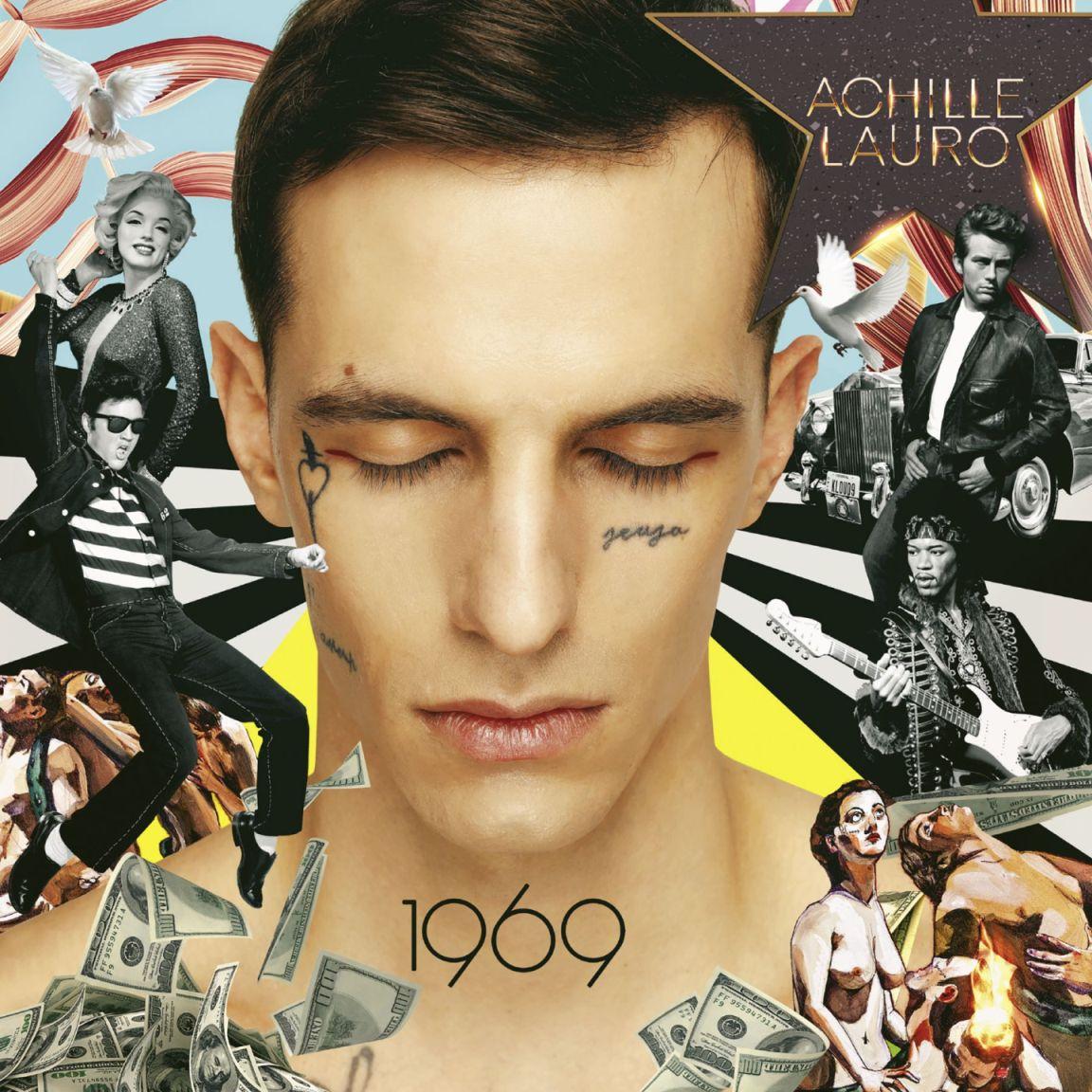 Achille Lauro annuncia il disco