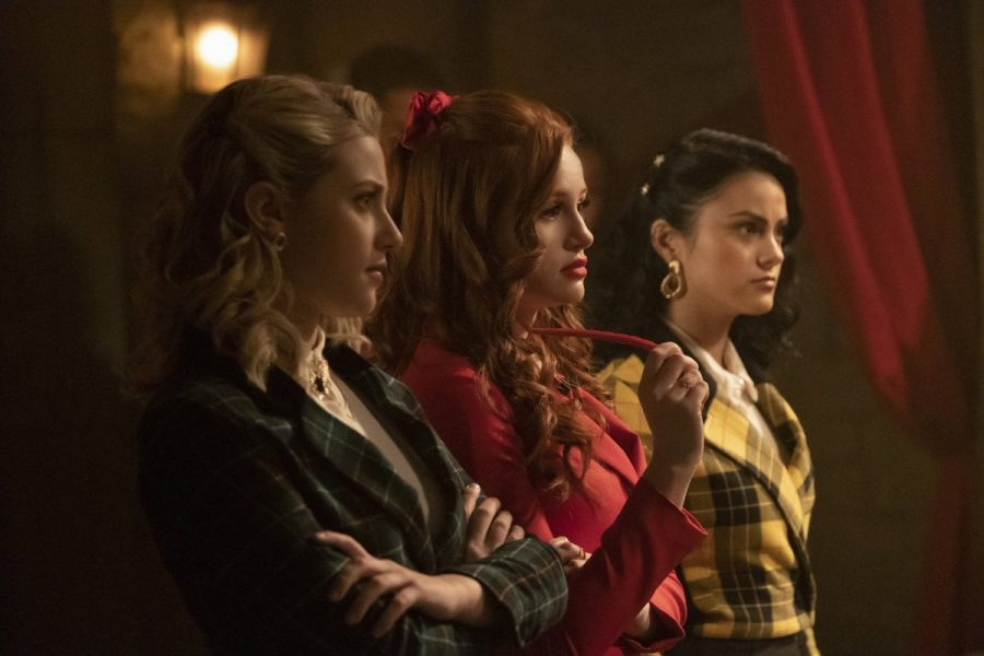 Riverdale 3x16 - Betty, Cheryl e Veronica