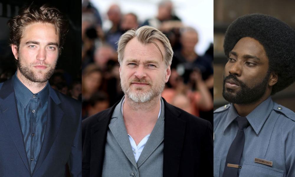Robert Pattinson - Christopher Nolan John Washington