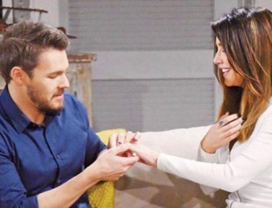 Beautiful, anticipazioni: Liam chiede a Steffy di sposarlo di nuovo