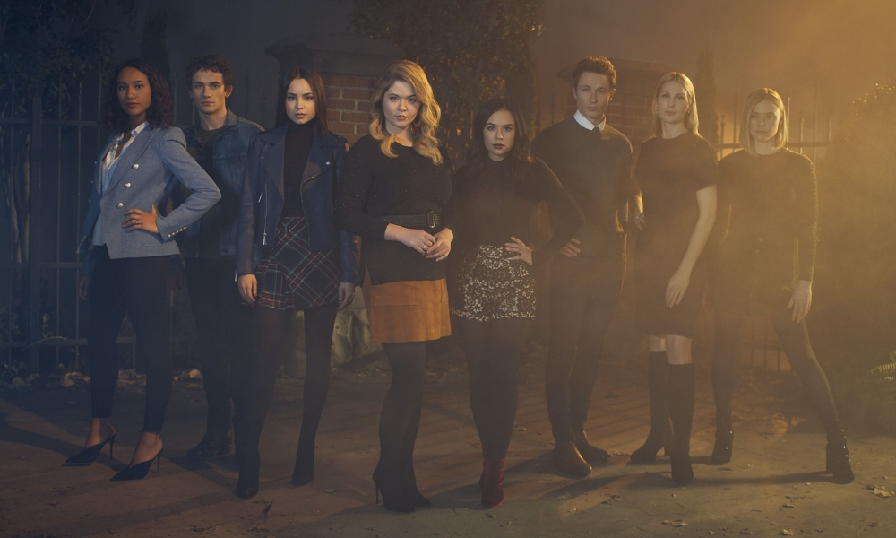 The Perfectionists - Cast