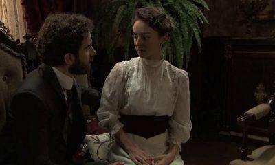 Una Vita, anticipazioni 3-8 marzo: Ursula ordina ad Olga di sedurre Diego