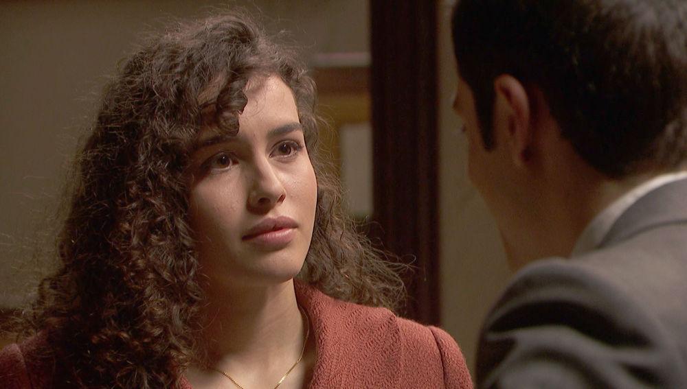 Il Segreto, puntate 26-31 gennaio 2020: Lola ha ucciso suo padre