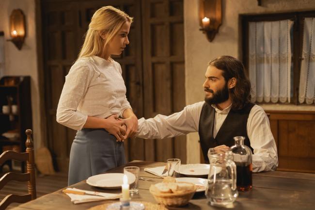 La gravidanza di Antolina/ Il Segreto
