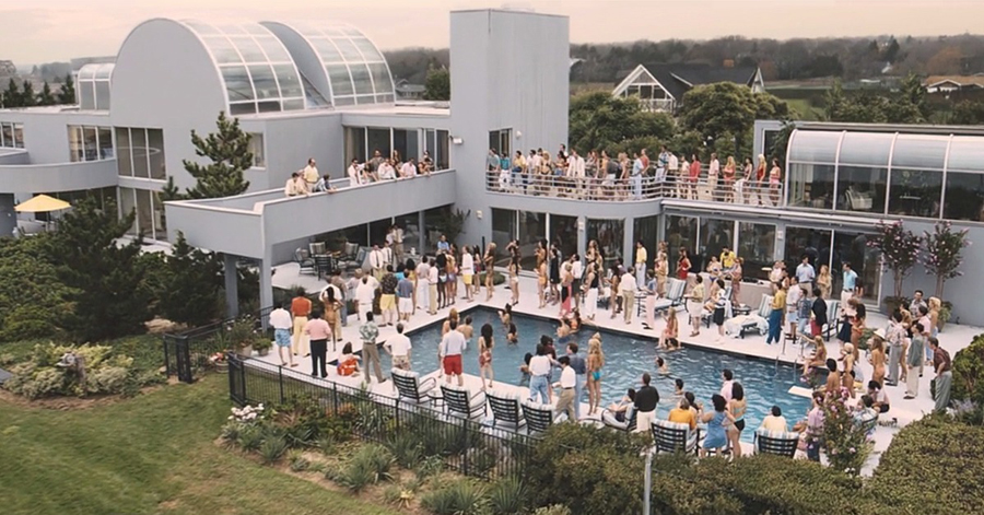 pool party nei film