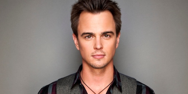 Darin Brooks è Wyatt di Beautiful