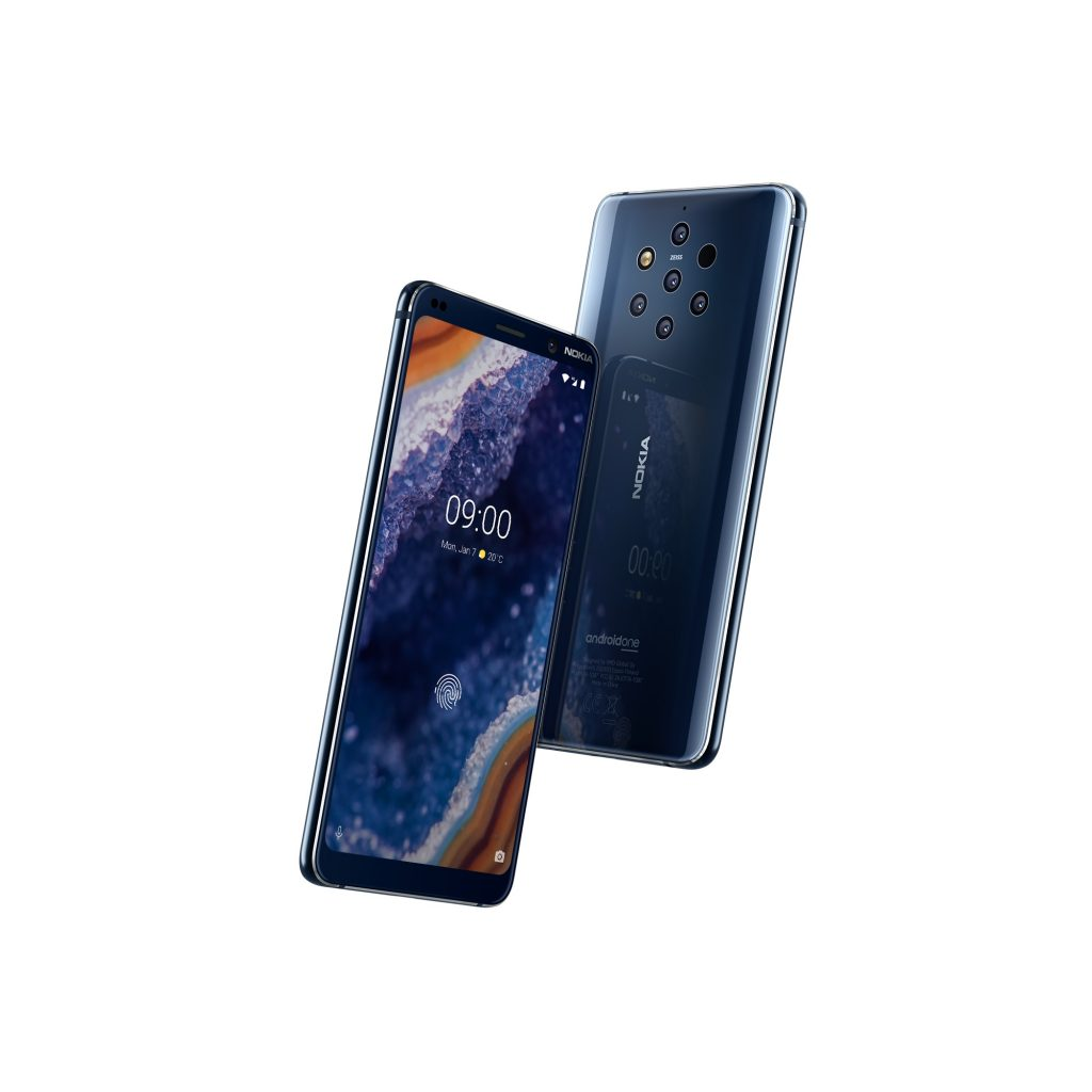 Nokia 9 PureView foto