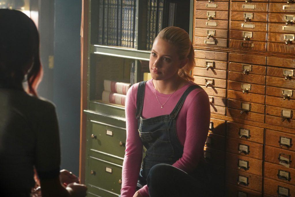 Riverdale 3x19 - Betty