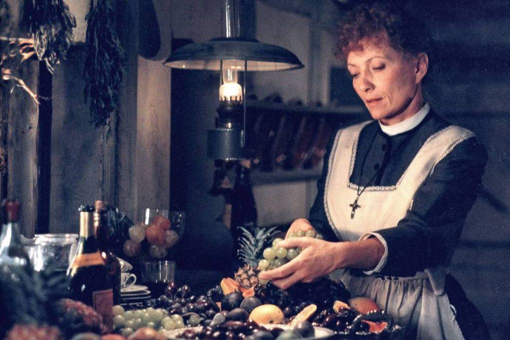 film in cucina