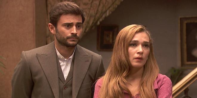 Julieta e Saul/ Il Segreto
