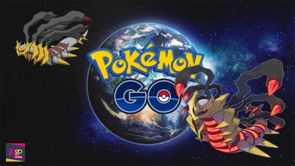 pokemon go giratina originale