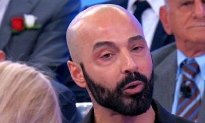 Uomini e Donne, Fabrizio cacciato dal trono over: 'umiliato e minacciato'