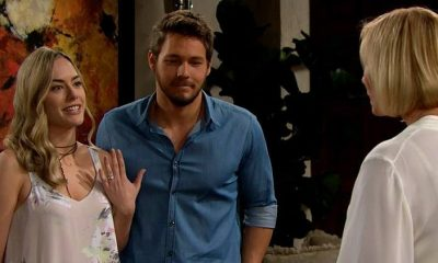 Beautiful, anticipazioni: Liam chiede la mano di Hope, Steffy si dispera