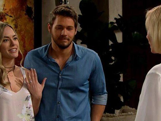 Beautiful, anticipazioni: Liam chiede la mano di Hope, Steffy si dispera