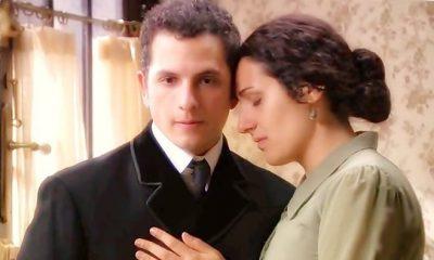 Una Vita - La moglie di Antonito confida a Fabiana di essere in attesa del suo primo figlio