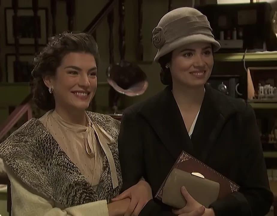Maria Elena e Maria de Il Segreto