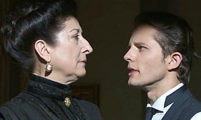 Una Vita, puntate 15-21 dicembre: Ursula punta un coltello alla gola di Samuel