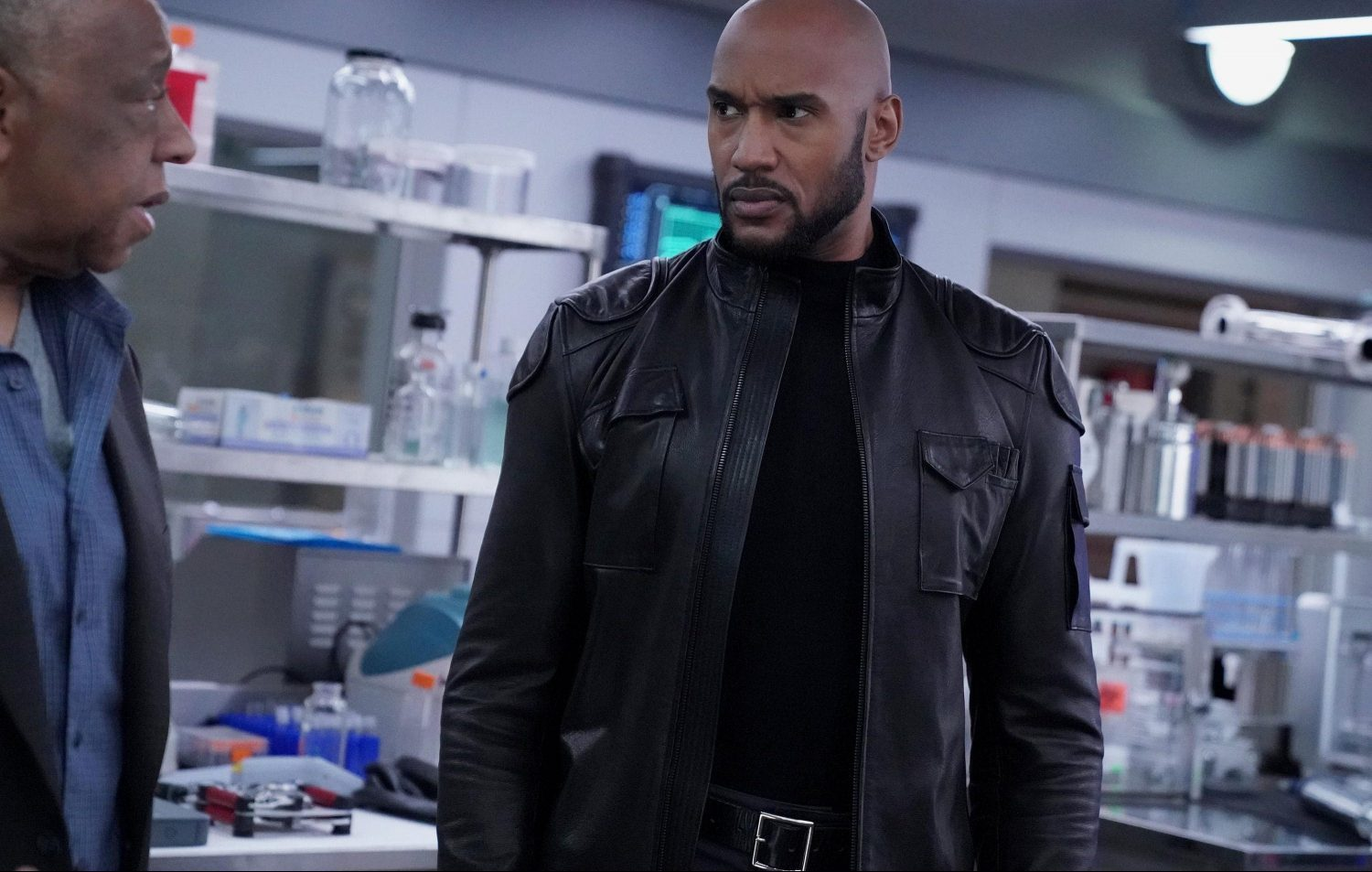 Agents of SHIELD - Mack