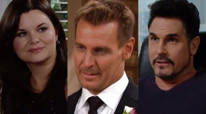Beautiful, anticipazioni: Katie e Thorne contro Bill per la custodia di Will
