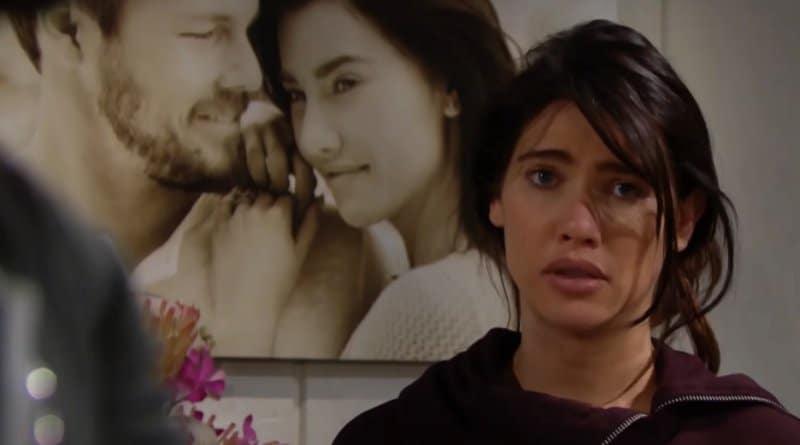 Beautiful: Steffy soffre per l'addio di Liam
