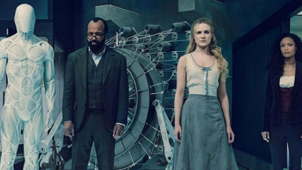 Westworld 3 - Cover