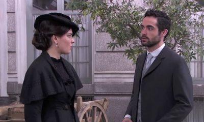 Una Vita, anticipazioni: Leonor scopre il segreto di Inigo e Flora