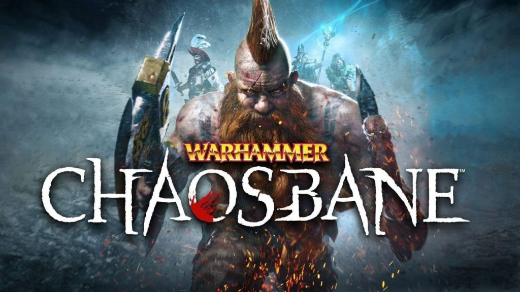 giochi in uscita warhammer chaosbane