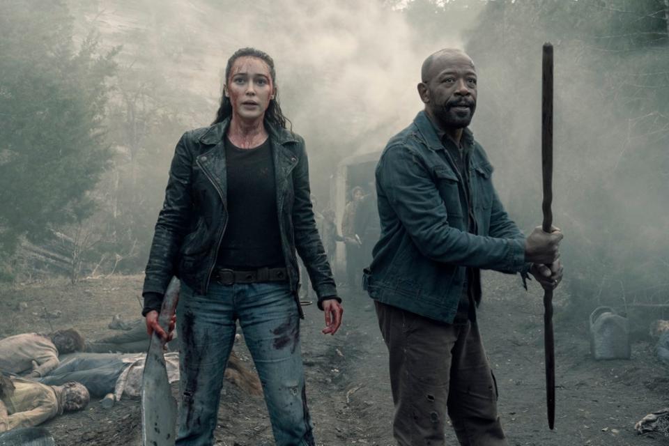 Fear The Walking Dead Staffel 5 Amazon Prime