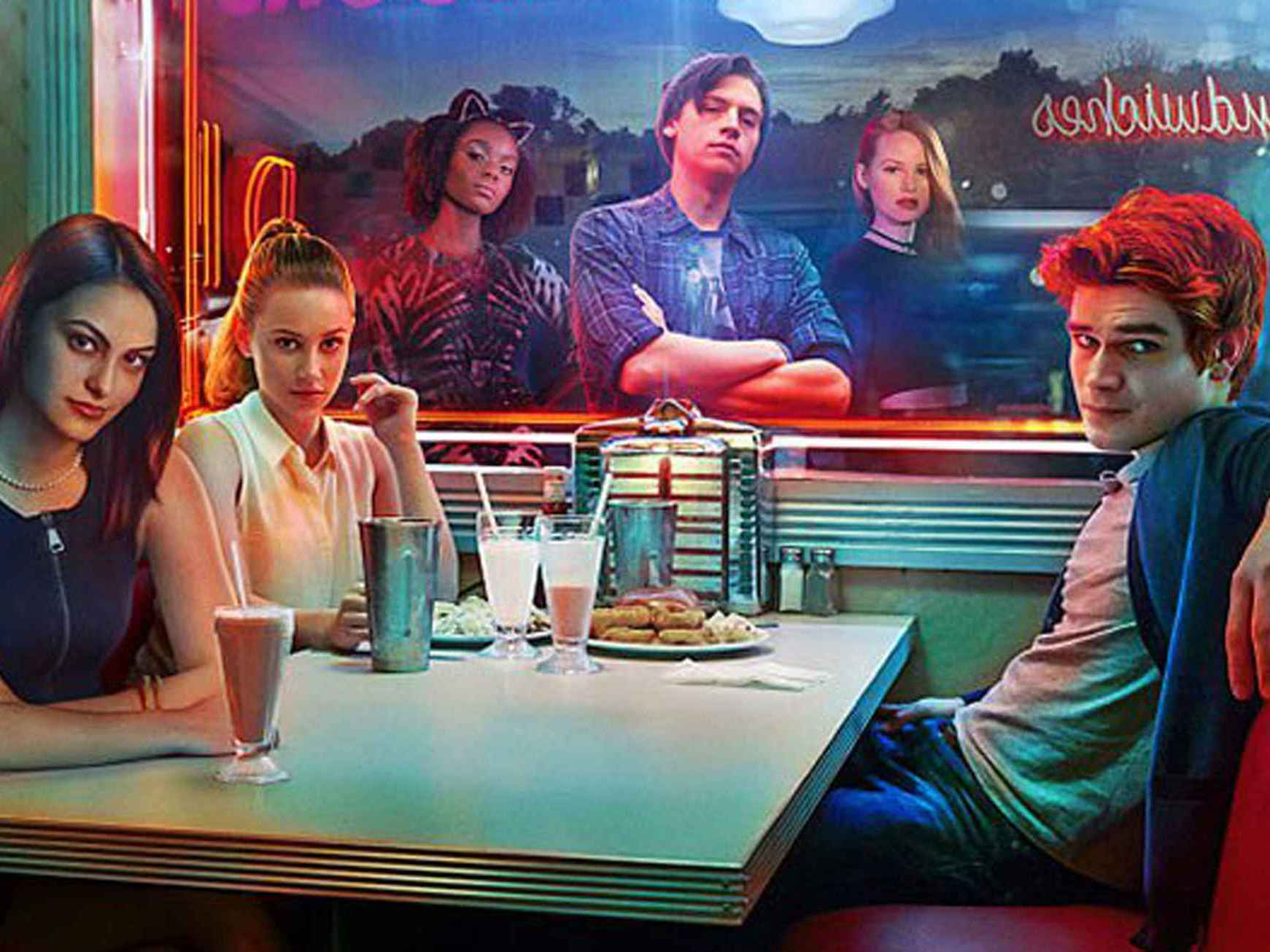Riverdale Facts - Cover