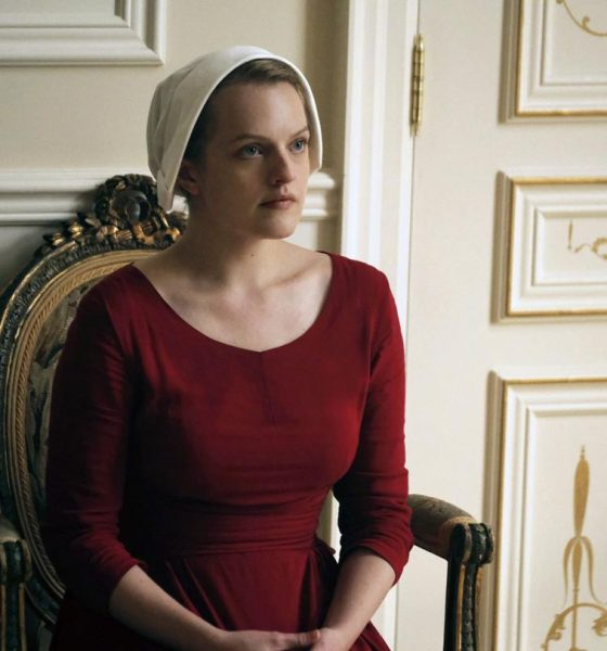 The Handmaid's Tale - Elisabeth Moss è Difred