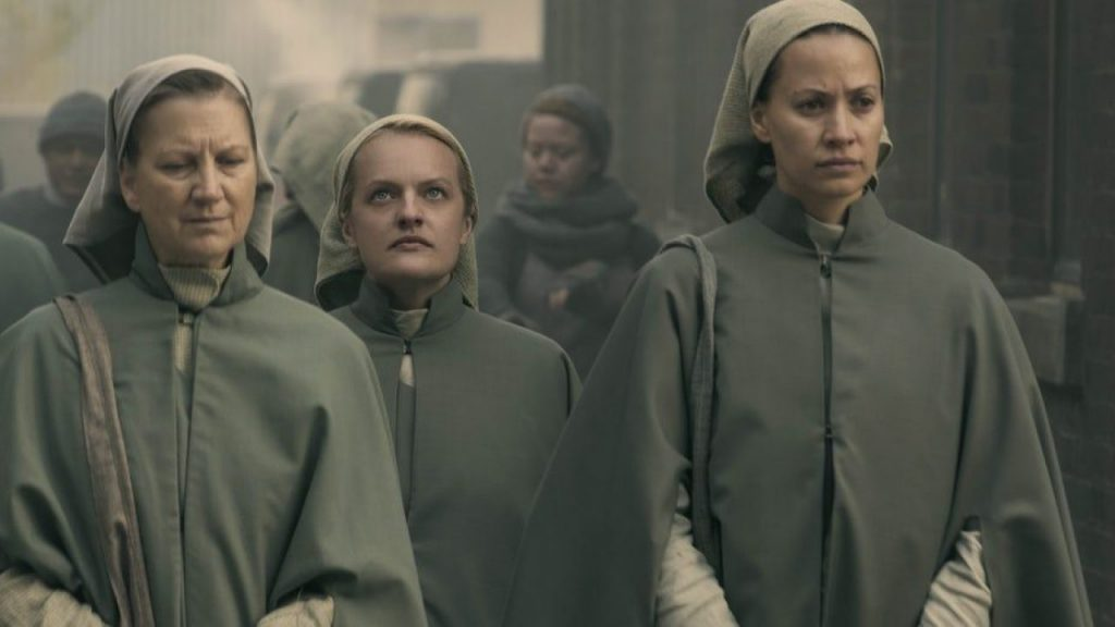 The Handmaid's Tale 3x02 - June