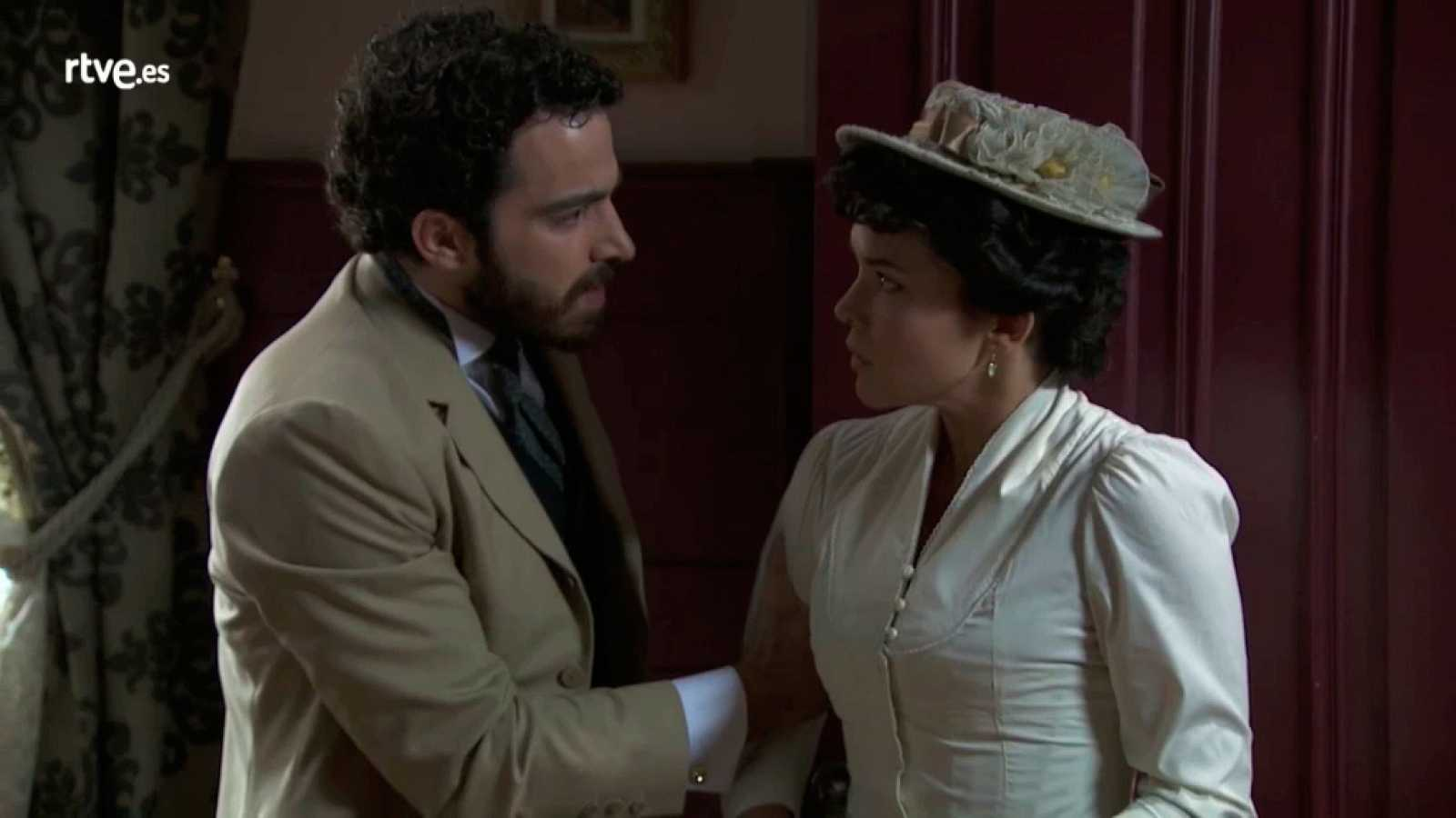 Una Vita, anticipazioni 24-29 giugno: Blanca vuole fuggire con Diego