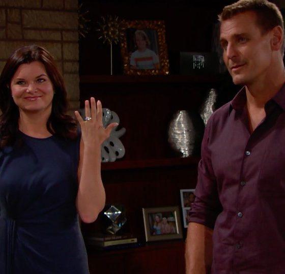 Beautiful, anticipazioni: Thorne chiede la mano di Katie