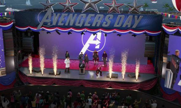 marvel's avengers gioco