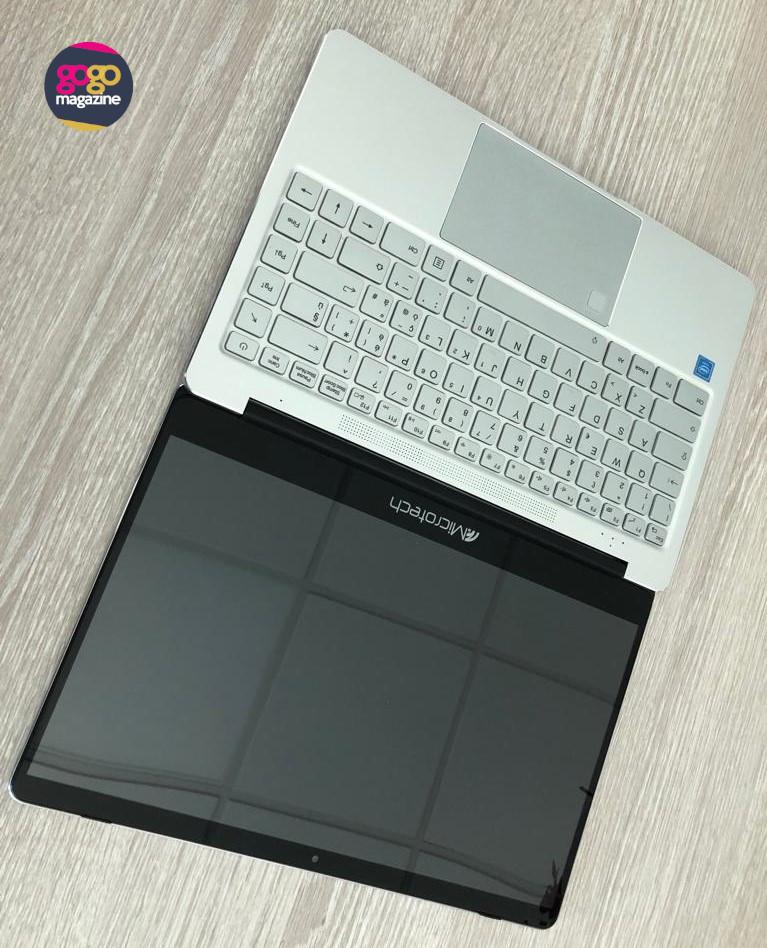 microtech e-book pro