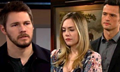 Beautiful, trame: Brooke e Liam contrari alle nozze di Hope e Thomas