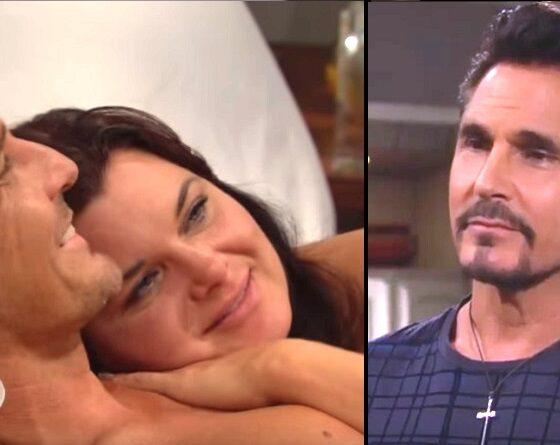 Beautiful, anticipazioni al 2 agosto: Bill dichiara guerra a Katie e Thorne