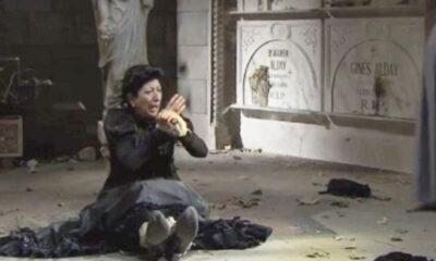 Una Vita, anticipazioni al 3 agosto: Blanca rapisce Ursula al cimitero