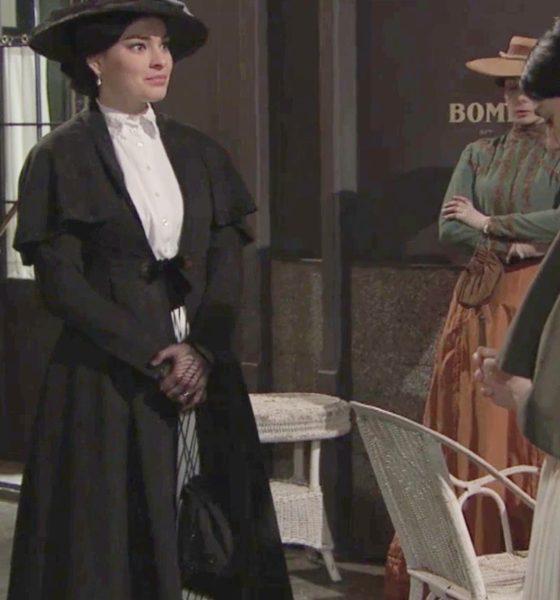 Una Vita, anticipazioni 15-20 luglio: Leonor smaschera Cristina e Ursula
