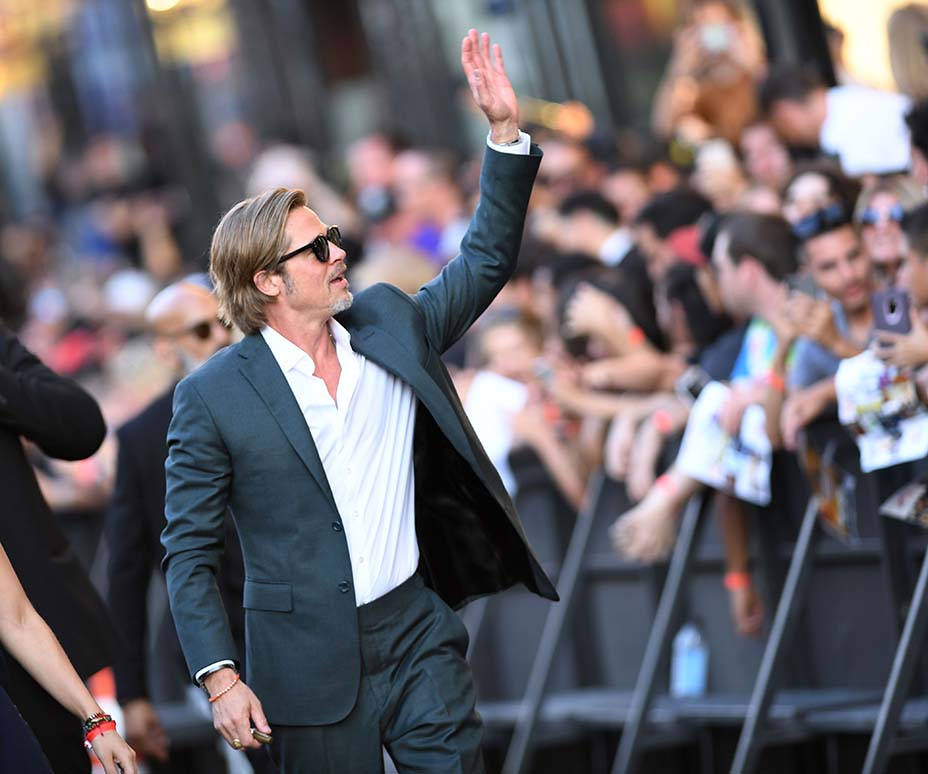 Once Upon A Time In Hollywood Brad Pitt