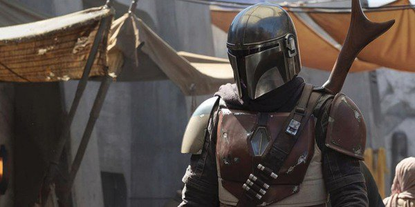 the mandalorian trailer