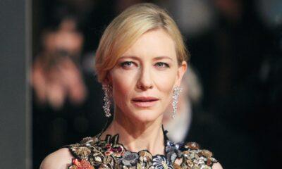 Cate Blanchett - Cover
