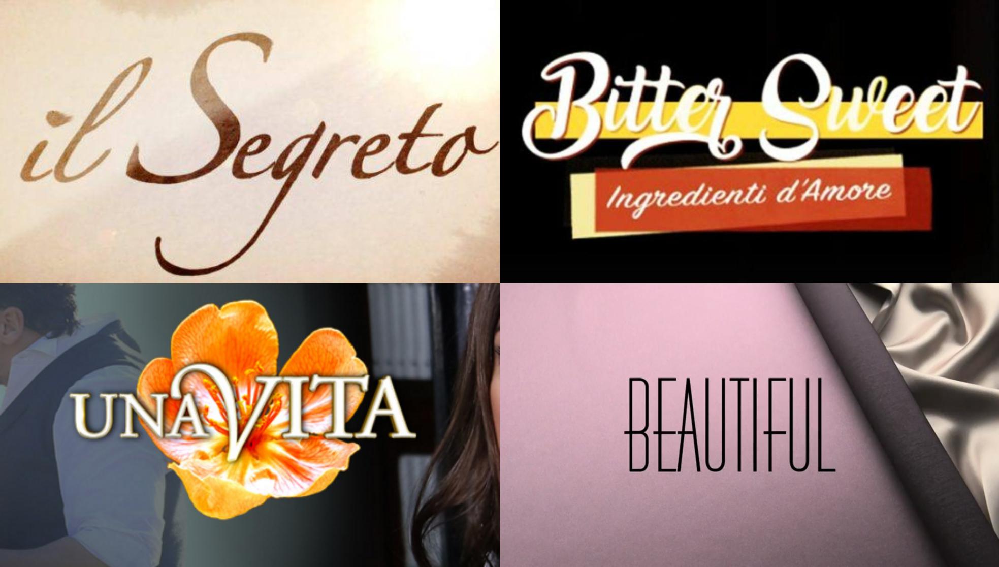 Bitter Sweet, Il Segreto e Beautiful sospese: Una Vita in onda a Ferragosto