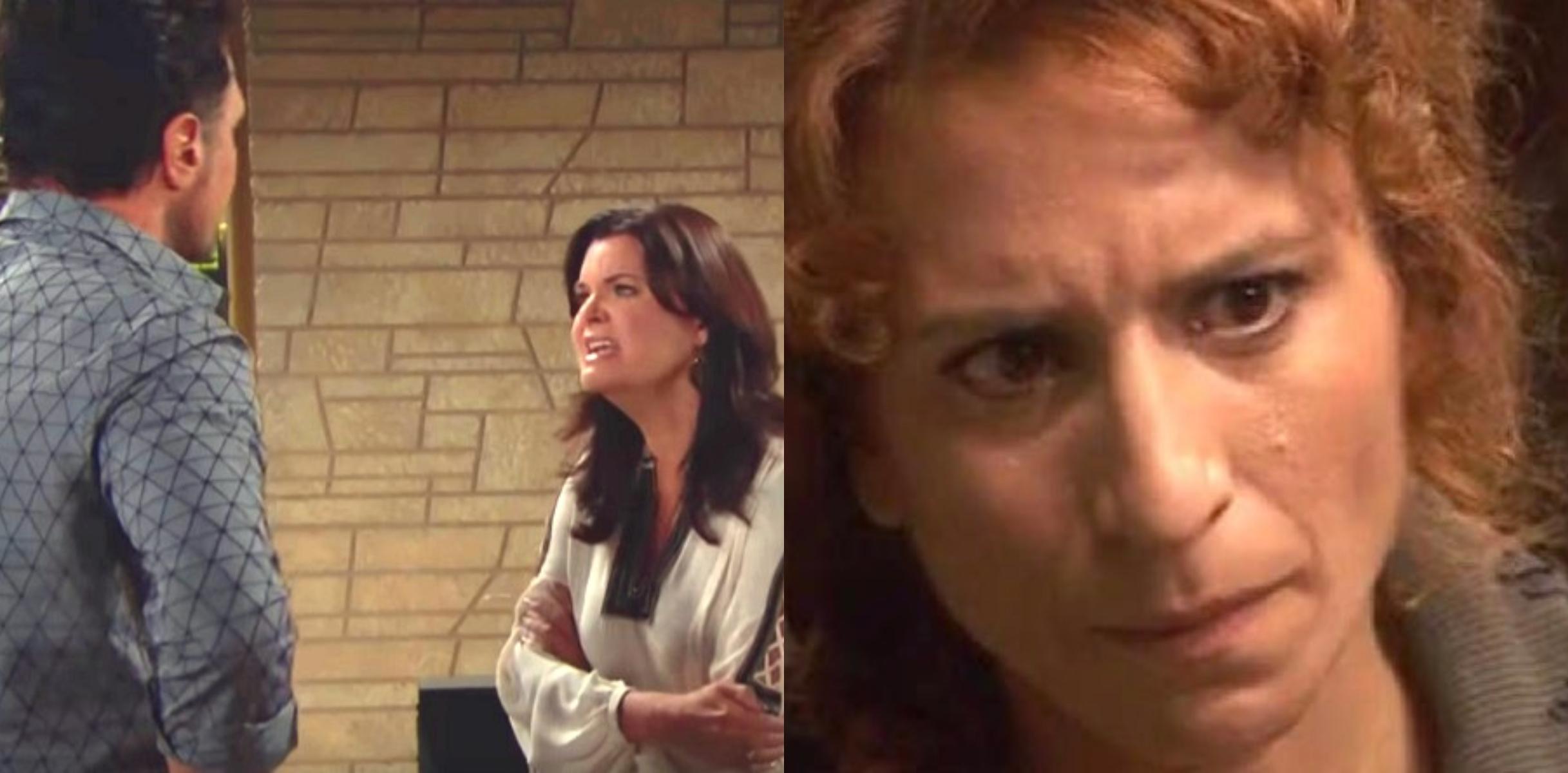 L'uscita di scena di Fe, Katie vince la causa contro Bill/ Il Segreto e Beautiful