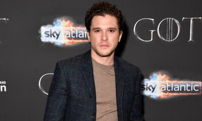 Kit Harington - Cover